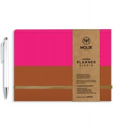 Planner Diário -  Pink Style