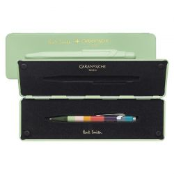Caneta Caran d'Ache - 849 PAUL SMITH Pistachio Green